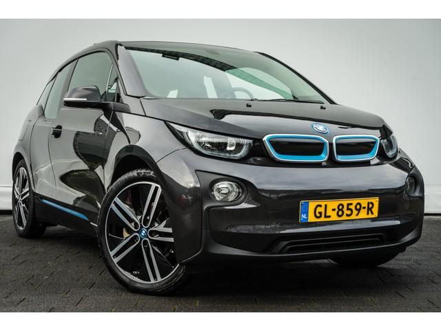 BMW i3 Comfort Advance 22 kWh Schuifdak  Lederen int.  Stoelverwarming  20