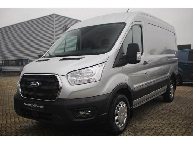 Ford Transit 350 2.0TDCI 130pk L2H2 Trend | Airco | Cruise | Camera | PDC | Lease 451,- p m