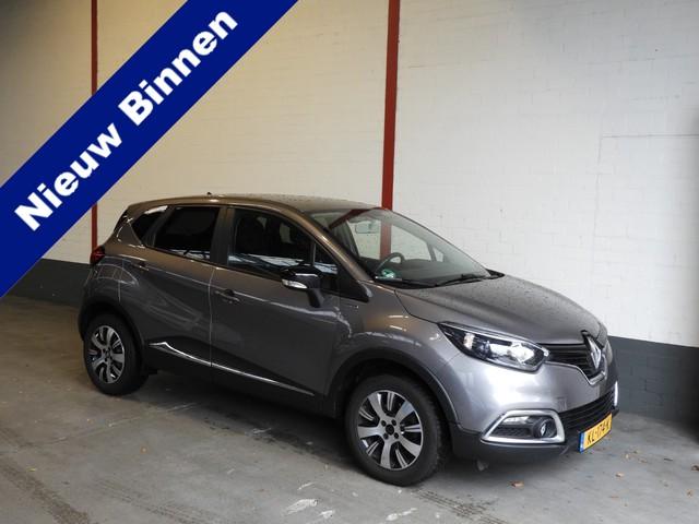 Renault Captur 1.5 dCi Limited NAVI AIRCO CRUISE PDC LMV!